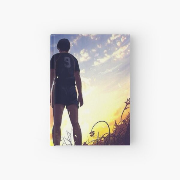 Hinata and Kageyama Hardcover Journal