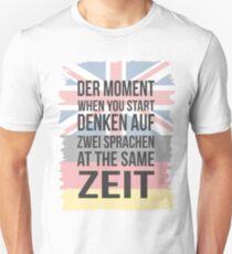 Der Moment (Brit Version) T-Shirt