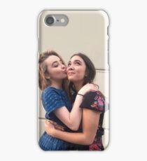 Rowan Blanchard & Sabrina Carpenter (Rowbrina) iPhone Case/Skin