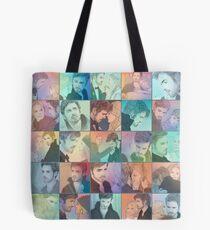 CS Patchwork Tote Bag