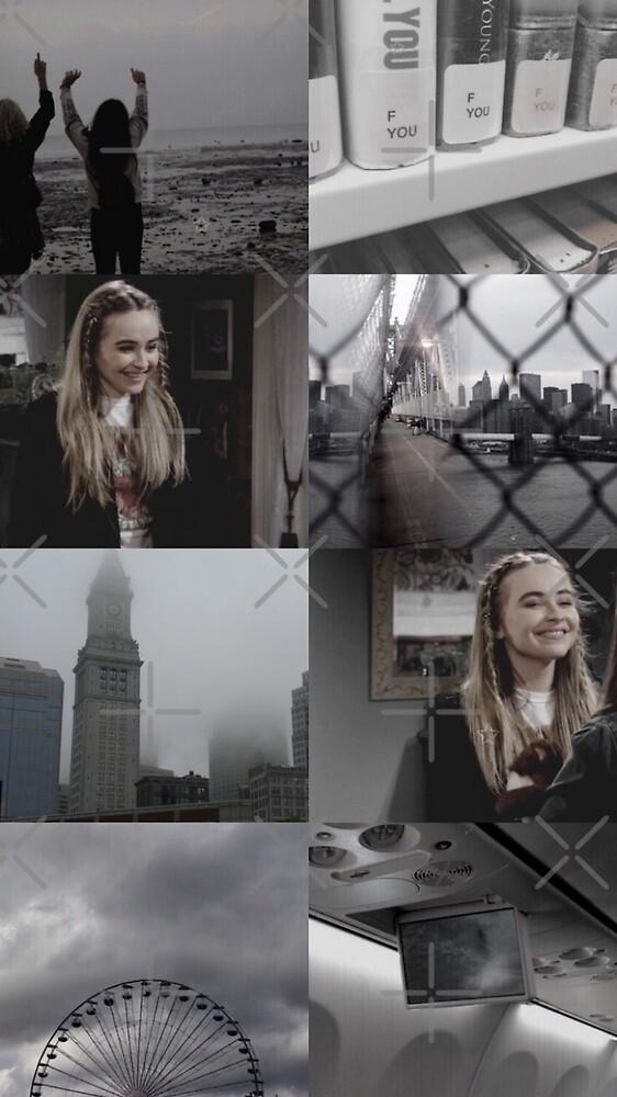 Sabrina Carpenter - Maya Hart by aesthtic