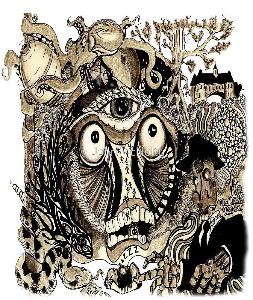 Bad Dreams by John McNulty