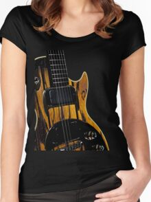 Gibson Guitar Women's Fitted Scoop T-Shirt