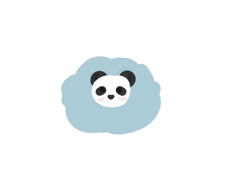Panda merch! by UniWoonie