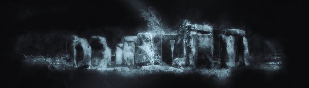 The Stonehenge Art by 99hamiltonl