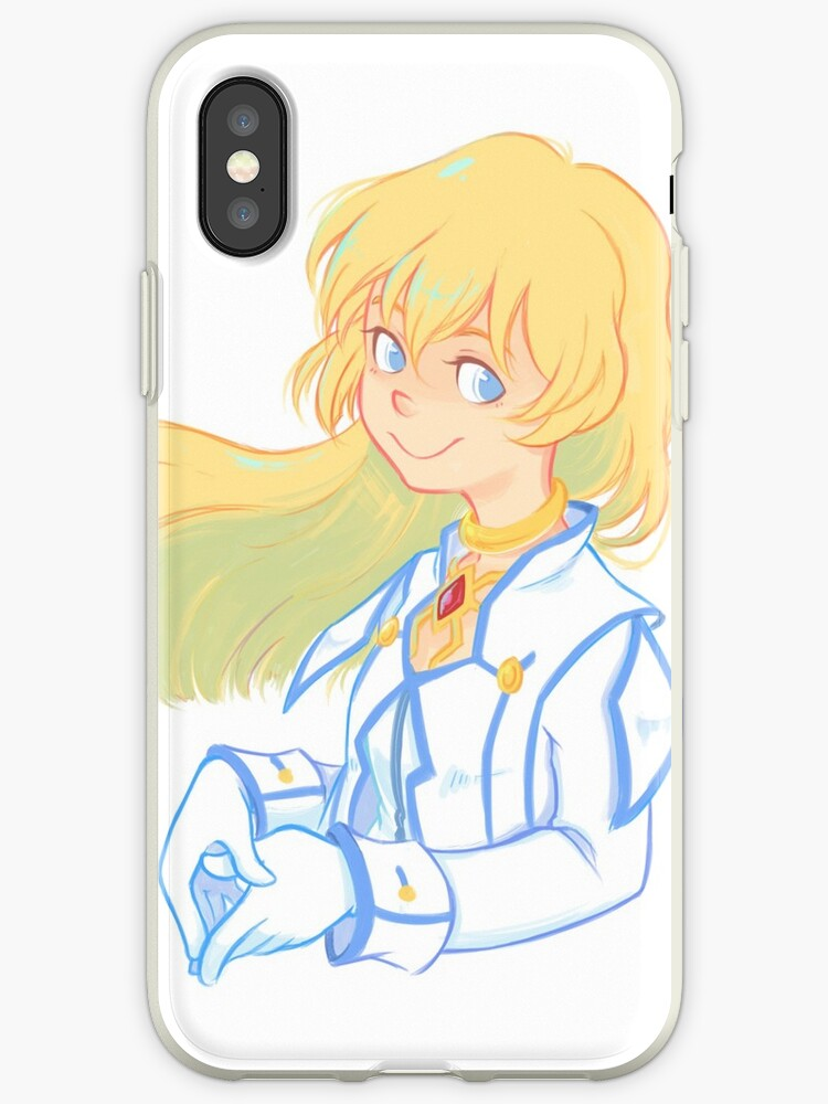 Tales of Symphonia - Colette by wattleseeds