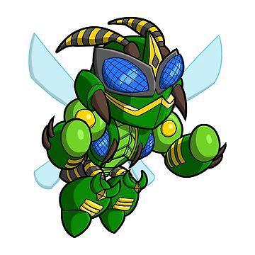 Lil Wasp by mattmoylan