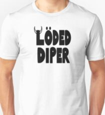 LODED DIPER Diary of a Wimpy Kid Unisex T-Shirt