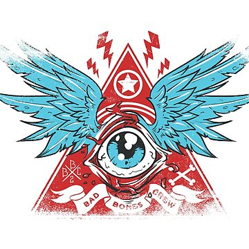 Eye of Providence, Illuminati by gulugulu