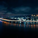 Gwangandaegyo Bridge (부산 광안대교) by Michael Stocks