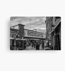 Camden Town Canvas Print