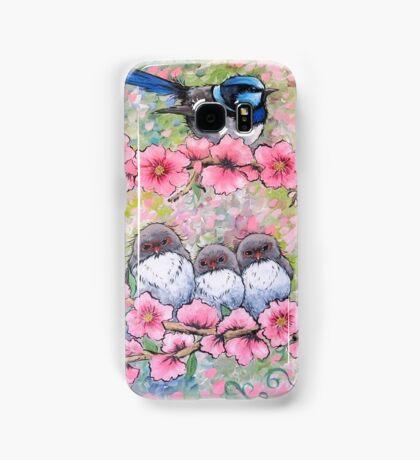 Blossom Family Samsung Galaxy Case/Skin