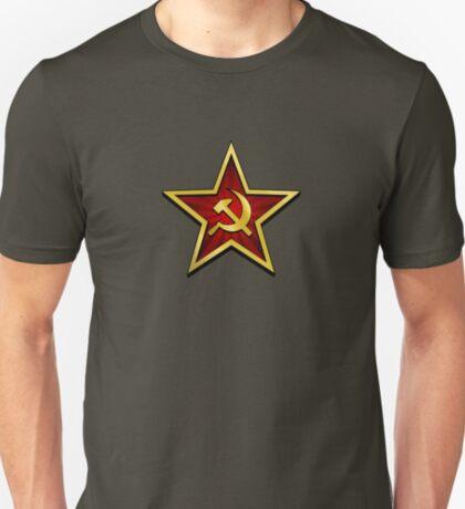 Soviet Gold Star T-Shirt