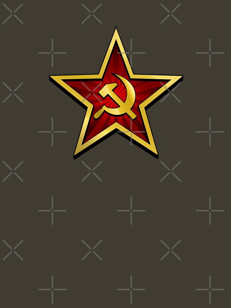Soviet Gold Star | Unisex T-Shirt