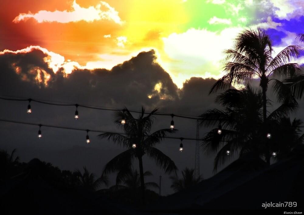 Hawaiian RainbowSet by ajelcain789