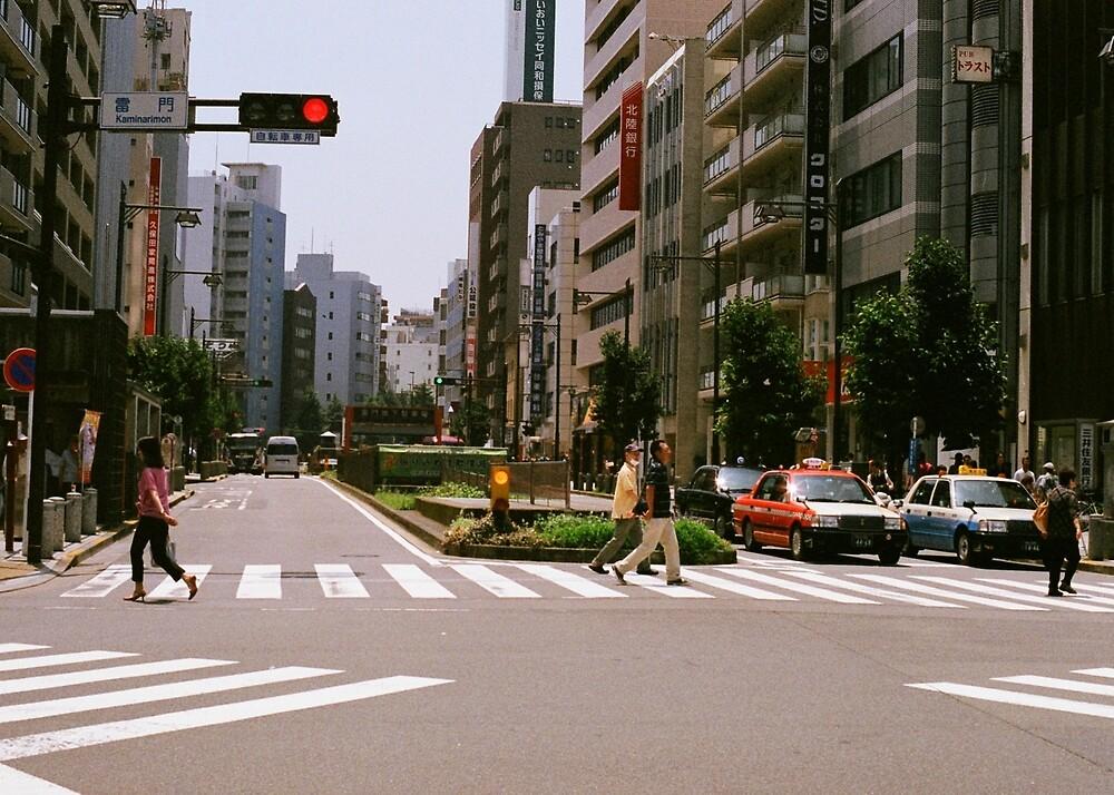 Tokyo. by Michael Stocks