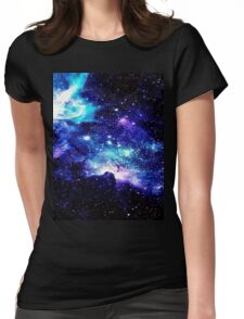 Violins Womens Fitted T-Shirt