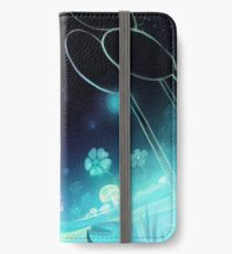 waterfall 3/3 iPhone Wallet/Case/Skin
