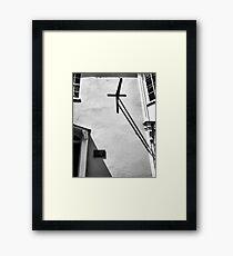 Dickens House Framed Print