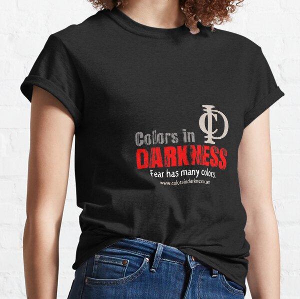 CID Fear Has Many Colors Classic T-Shirt