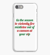 Tis the season {FULL} iPhone Case/Skin
