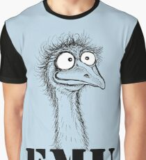 Emu Graphic T-Shirt