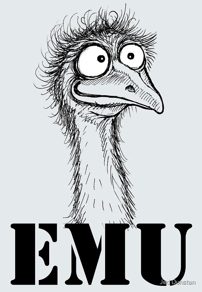 Emu by Jed Dunstan