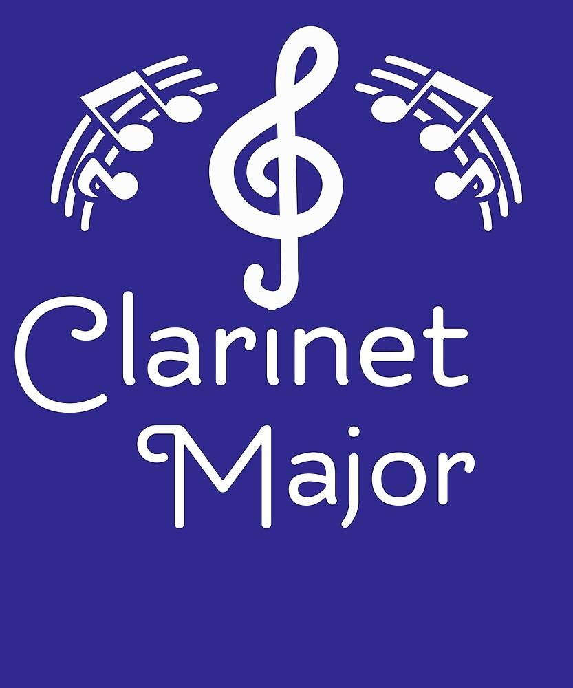 Clarinet Major by AlwaysAwesome
