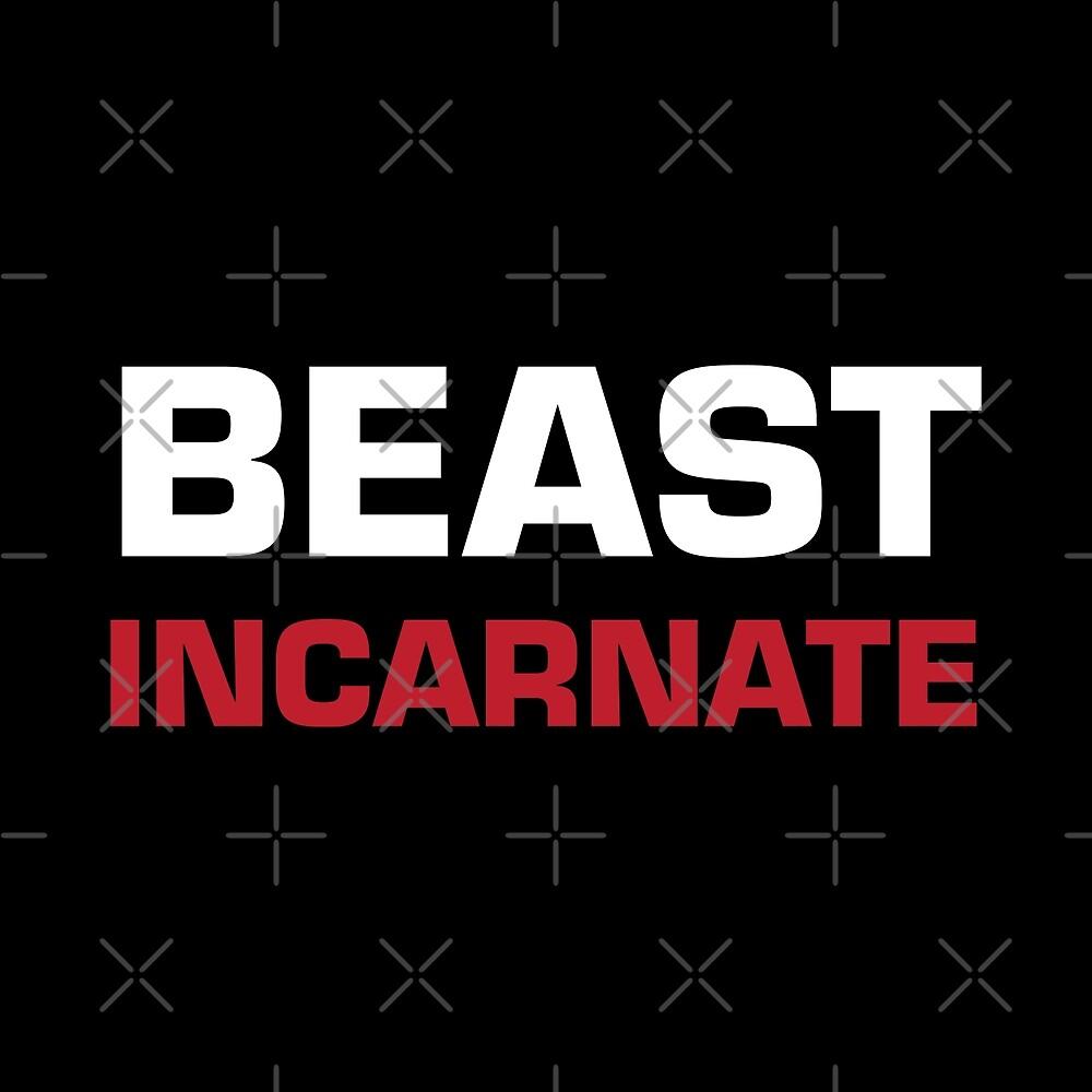 Beast Incarnate by DJBALOGH