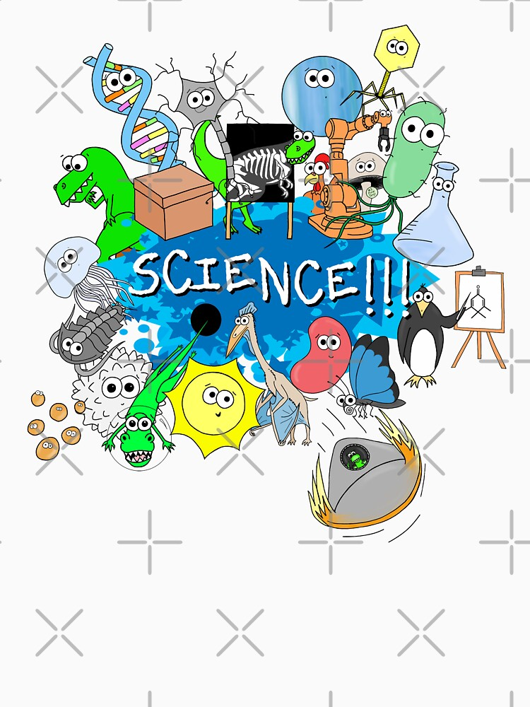 Cute Science Explosion! by AdrienneBody