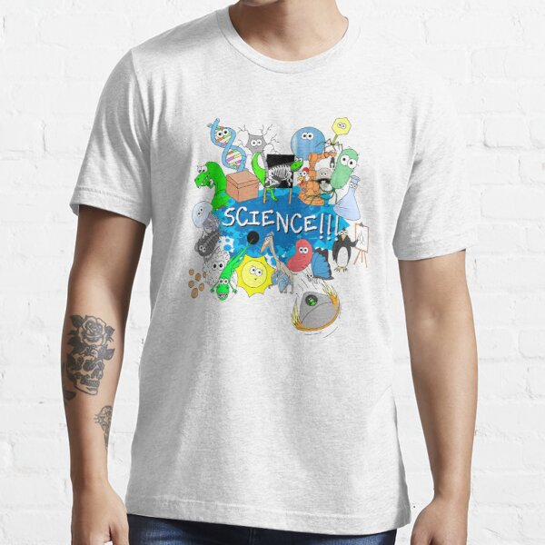 Cute Science Explosion! Essential T-Shirt