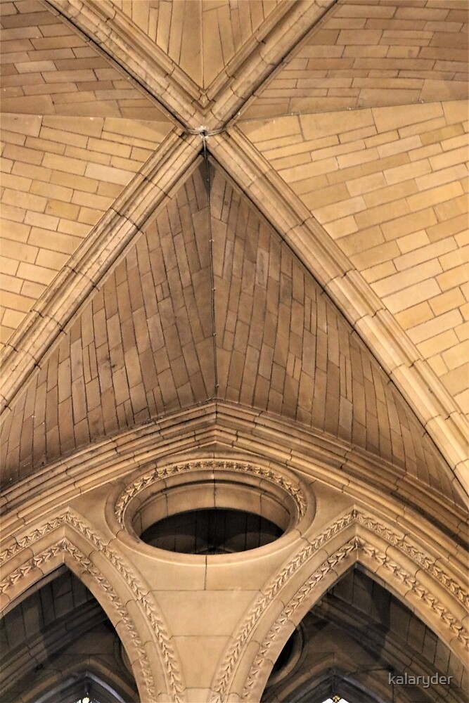 Arches and Patterns by kalaryder