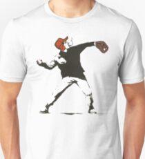 Holden Caulfield Flower Bomber Unisex T-Shirt