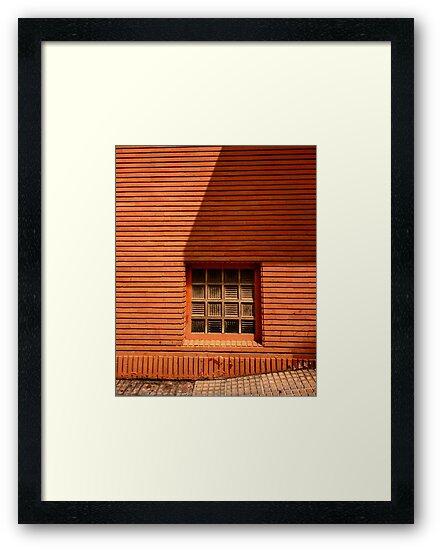 Bricks window by agentgreen