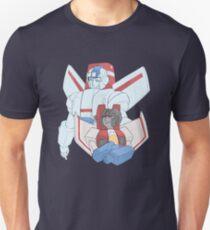 Transformers G1 - Starscream + Skyfire T-Shirt