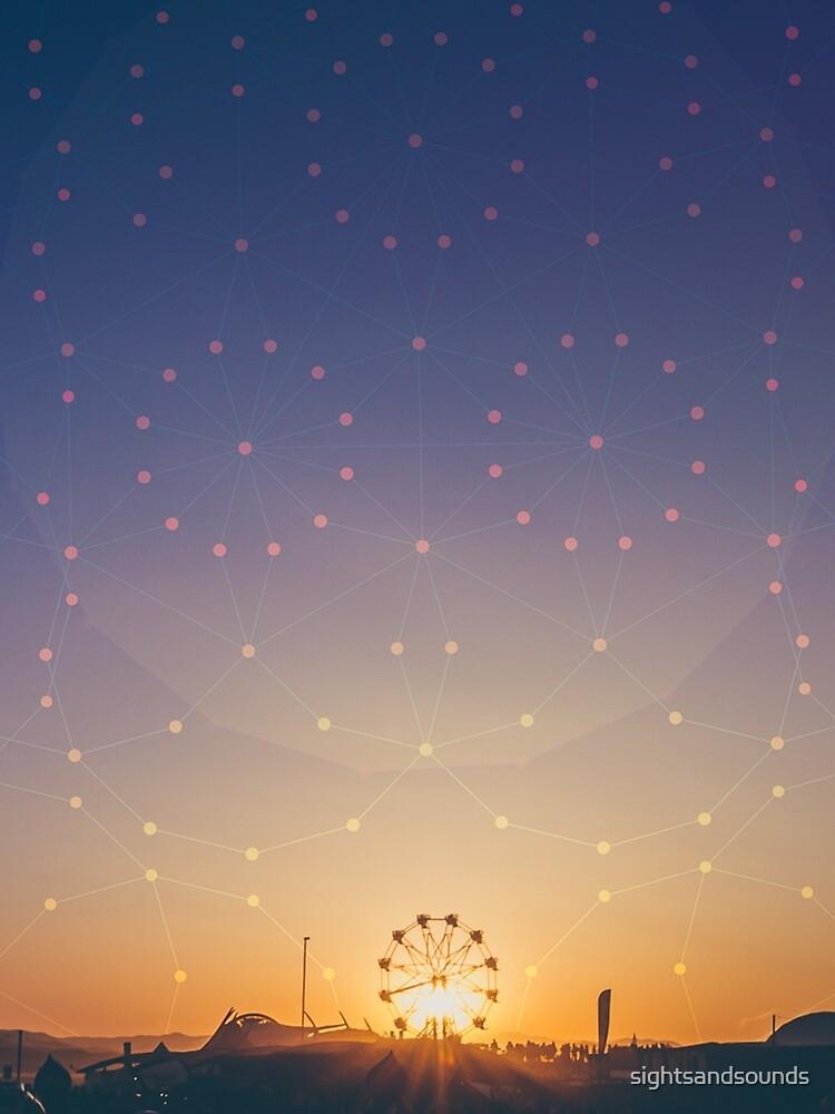 Festival Sunset by sightsandsounds