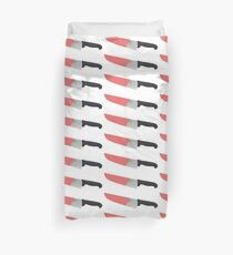 1000 Degree Knife HD  Duvet Cover