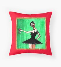 dark fantasy Throw Pillow