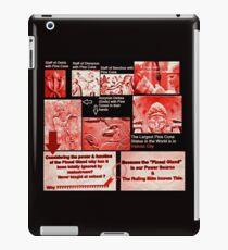 SLAVERY iPad Case/Skin