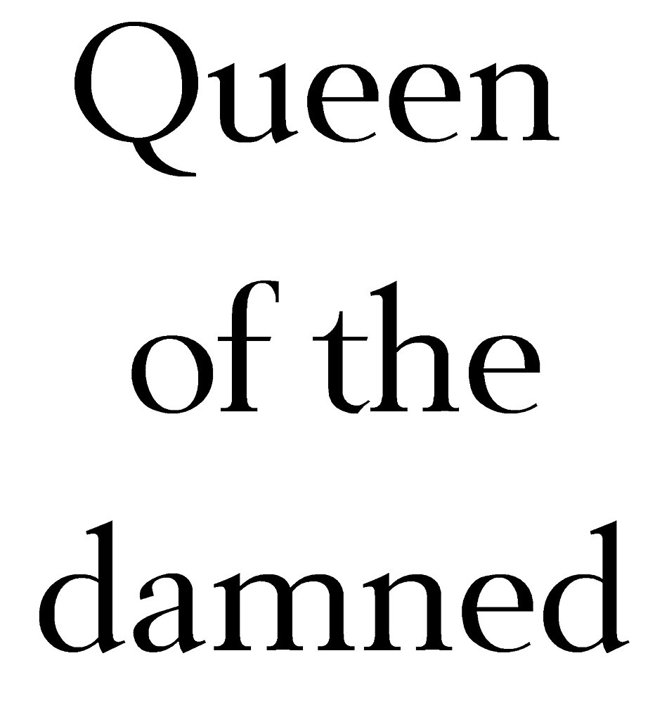 Queen of the Damned by shesabella