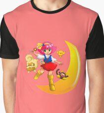 minky momo Graphic T-Shirt