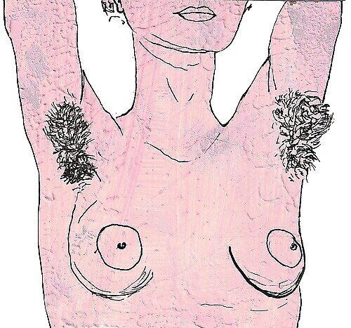 Free the Nipple by Nobie Fried