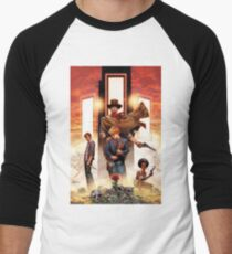 The Tower Series Men's Baseball ¾ T-Shirt