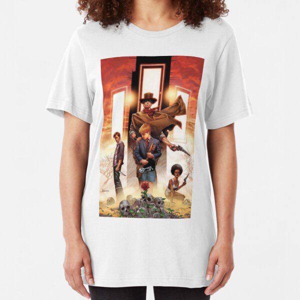 The Tower Series Slim Fit T-Shirt