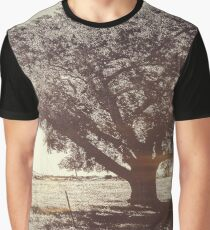 The Old Rock Elm Graphic T-Shirt