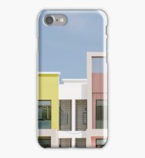 Urban pastels iPhone Case/Skin