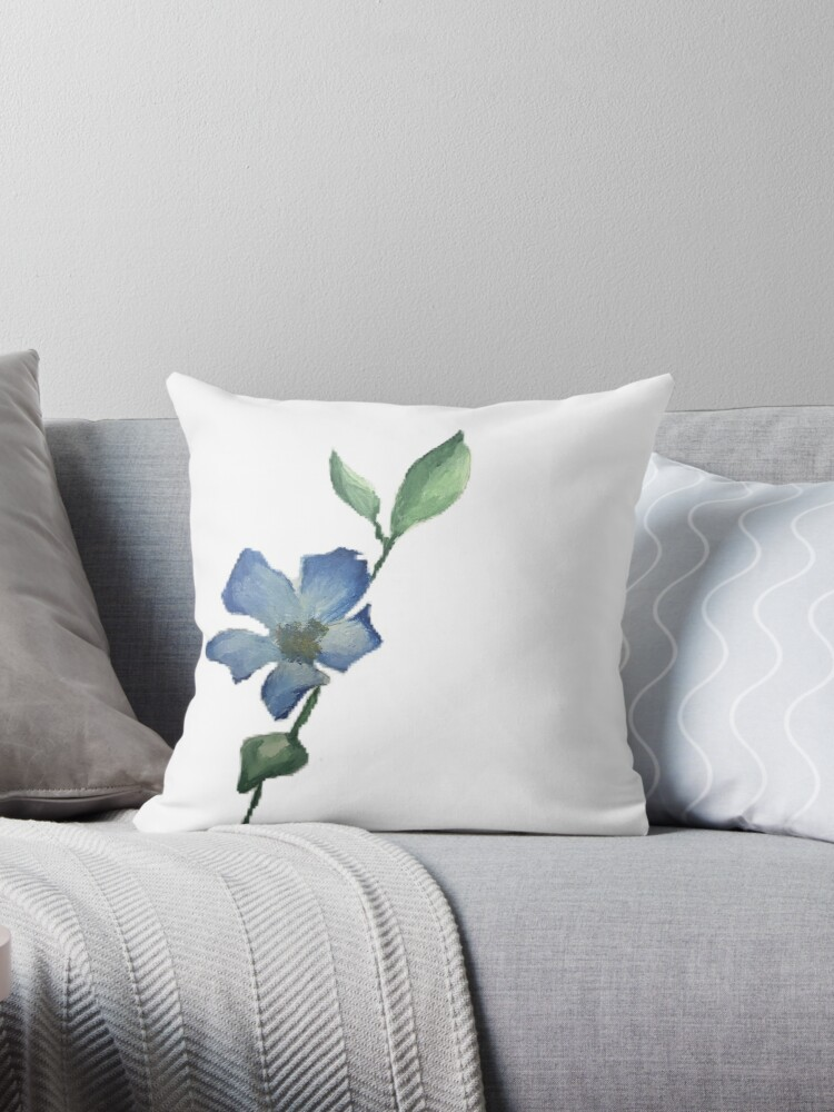 Periwinkle Flower by sophco