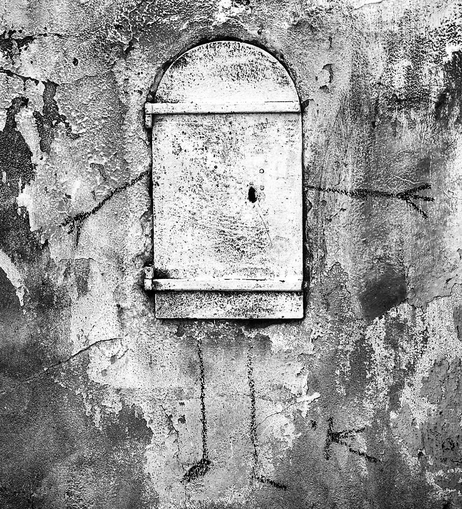 The Door Man by Steve Lovegrove