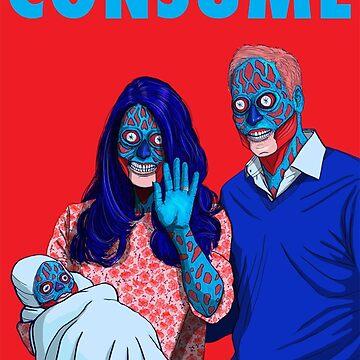 Consume by bonekmania