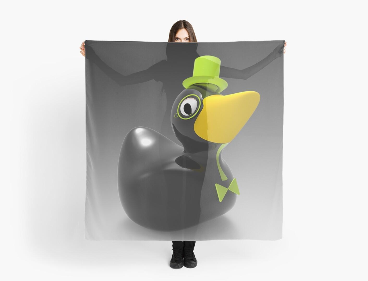 Gentleman duck by kishmish622